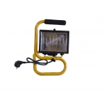 Halogen lamp 500 W with stand