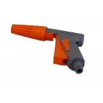 Water spray gun, plastic