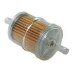 Fuel filter for Honda engines (2:st) 20, 24 hp