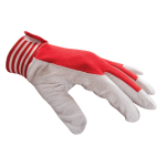 Industrial gloves (red/white)