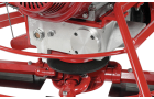 Allen Standard-Duty Gearboxes are the best engineered in the industry—and we back them with two-year guarantees! Our gearbox design transfers maximum torque to the trowels rotors and stand up to years of use and service.